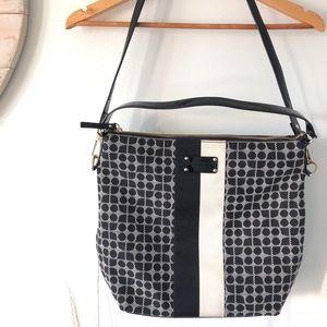 Kate Spade | Canvas Shoulder Bag